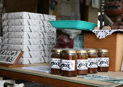 100428_㈱やどや様_長井屋製菓の展示