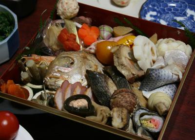 100101_お節料理