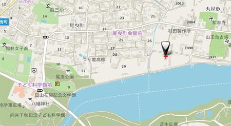 100315_花水木様_店舗地図